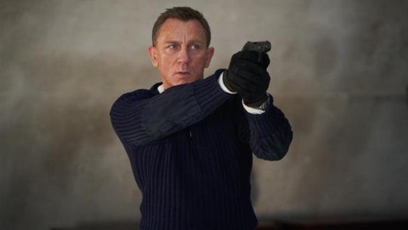No time to die - Phim James Bond mới hoãn chiếu 7 tháng vì dịch COVID-19 - Ảnh 2.