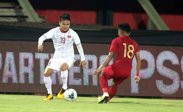 PSSI xác nhận trận Việt Nam gặp Indonesia dời sang tháng 11 - Ảnh 1.