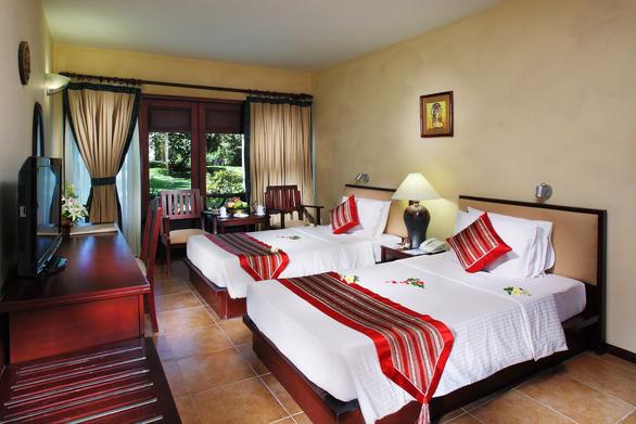 Khuyến mãi lớn tại các khách sạn, khu nghỉ dưỡng thuộc Saigontourist Group - Ảnh 2.