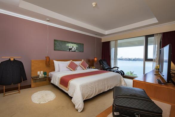 Khuyến mãi lớn tại các khách sạn, khu nghỉ dưỡng thuộc Saigontourist Group - Ảnh 5.