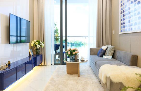 Mạch sống thịnh vượng tại căn hộ ven sông d'Lusso quận 2 - Ảnh 2.