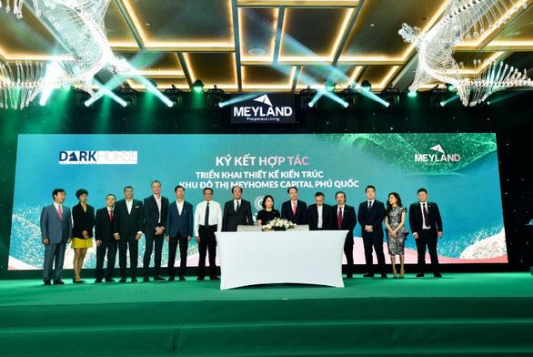 Meyhomes Capital Phú Quốc, dự án bất động sản đầu tay của Tân Á Đại Thành - Ảnh 2.
