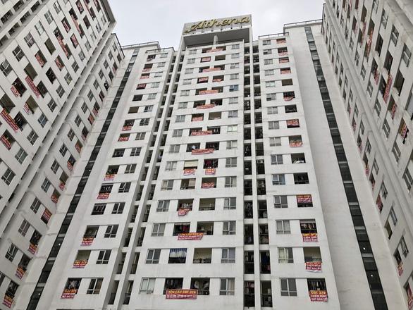 Hà Nội phản đối việc cưỡng chế quỹ bảo trì chung cư - Ảnh 1.
