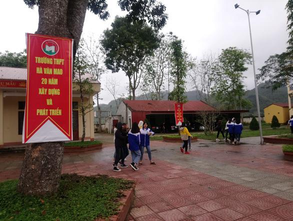 Thanh Hóa bác thông tin gần 1.000 học sinh nghỉ học vì 1 học sinh bị ho, sốt - Ảnh 1.