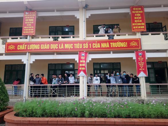 """Thanh Hóa bác bỏ thông tin """"gần 1.000 học sinh nghỉ học vì 1 học sinh bị ho, sốt"""" - Ảnh 2."""