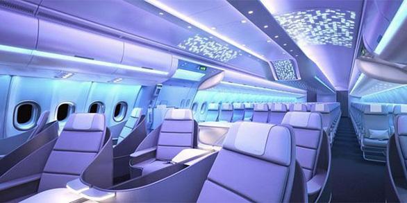 Airbus giới thiệu với Bamboo Airways dòng máy bay siêu tầm xa A350XWB - Ảnh 7.