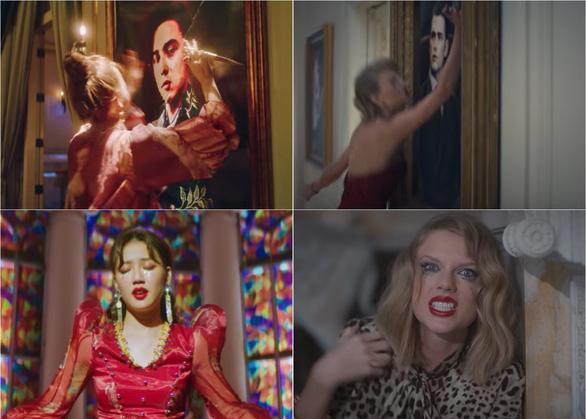 MV của Amee bị tố giống MV Taylor Swift: Bởi vì đều hâm mộ chị ấy? - Ảnh 2.