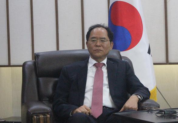 Công dân Việt Nam nhiễm virus corona tại Hàn Quốc sức khỏe ổn định - Ảnh 1.