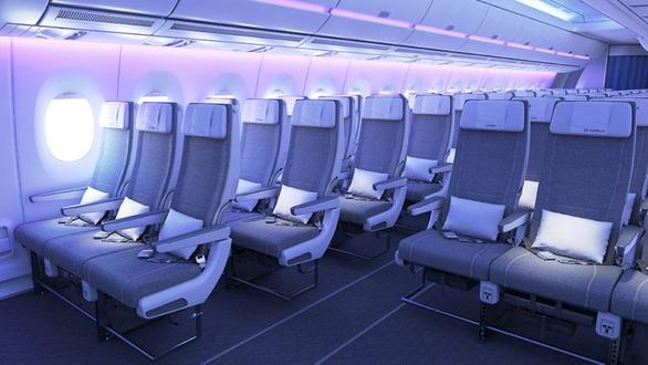 Airbus giới thiệu với Bamboo Airways dòng máy bay siêu tầm xa A350XWB - Ảnh 4.
