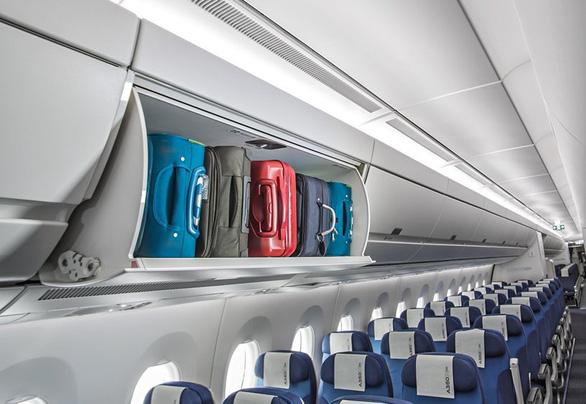 Airbus giới thiệu với Bamboo Airways dòng máy bay siêu tầm xa A350XWB - Ảnh 5.