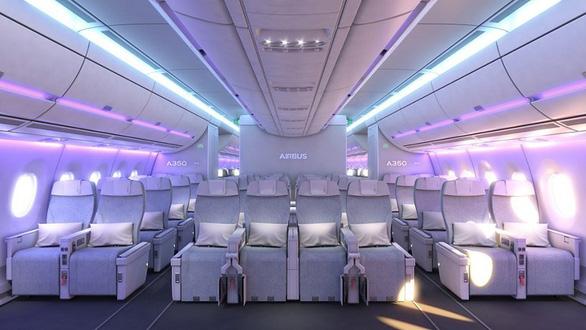 Airbus giới thiệu với Bamboo Airways dòng máy bay siêu tầm xa A350XWB - Ảnh 6.