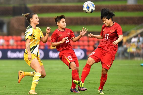 Tuyển nữ Việt Nam gặp Úc ở lượt về trên sân không có khán giả - Ảnh 1.