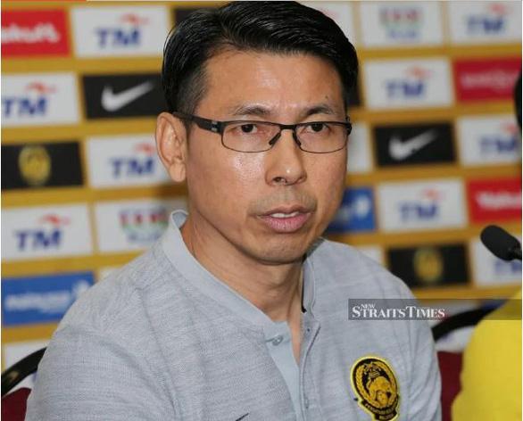 HLV Tan Cheng Hoe không vui vì FIFA muốn hoãn trận Malaysia với Việt Nam - Ảnh 1.
