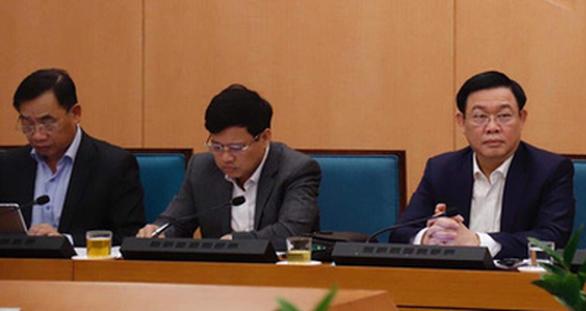 Bí thư Hà Nội Vương Đình Huệ: Hoãn tất cả các lễ hội, hội họp không cần thiết - Ảnh 3.