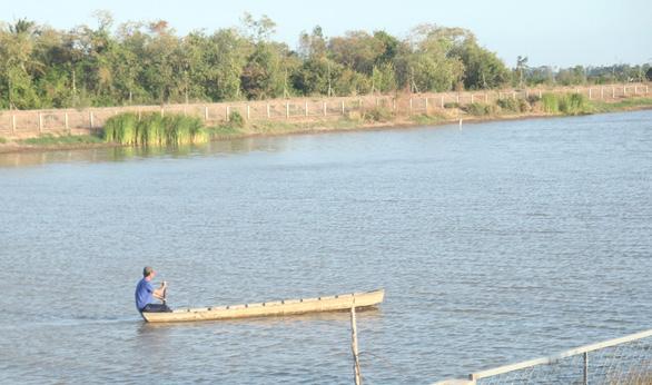 Miền Tây hạn mặn: nhiều tỉnh muốn xây siêu hồ, khôi phục ao, hồ như giếng làng - Ảnh 1.