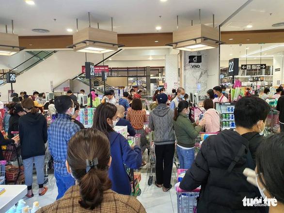 Bộ Công thương: hàng hóa, thực phẩm ở Hà Nội không thiếu - Ảnh 2.
