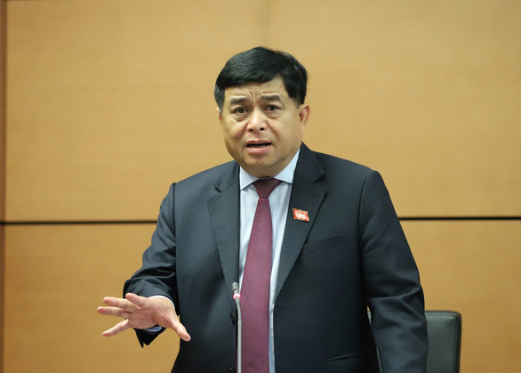 Bộ trưởng Bộ Kế hoạch - đầu tư âm tính với virus corona, cách ly 14 ngày - Ảnh 1.