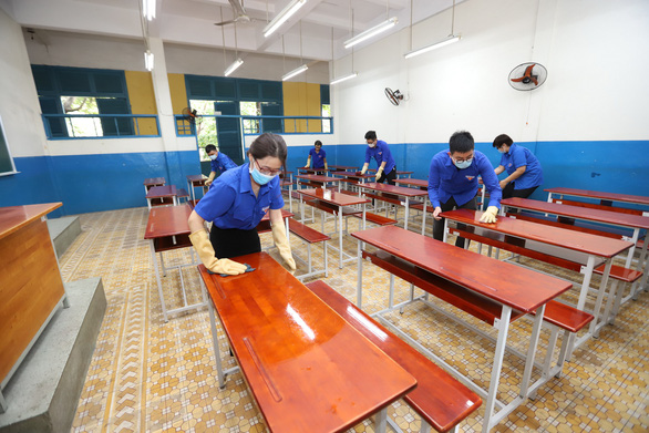 TP.HCM ban hành bộ tiêu chí đánh giá an toàn trong trường học - Ảnh 1.