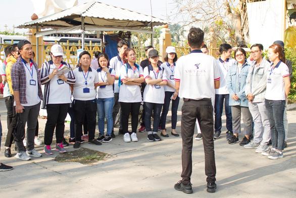 Học trường Việt Giao và cơ hội lập nghiệp đối với nhóm ngành dịch vụ - Ảnh 2.
