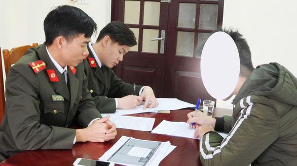 Chủ nhóm Thông chốt, báo chốt TP Thanh Hóa bị phạt 5 triệu đồng - Ảnh 1.