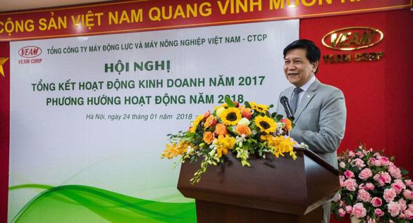 Khởi tố nguyên phó tổng giám đốc Tổng công ty Máy động lực và máy nông nghiệp - Ảnh 2.