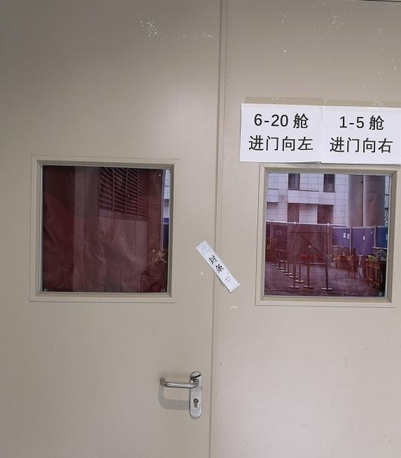 Bệnh viện dã chiến thứ 2 ở Vũ Hán đóng cửa - Ảnh 2.