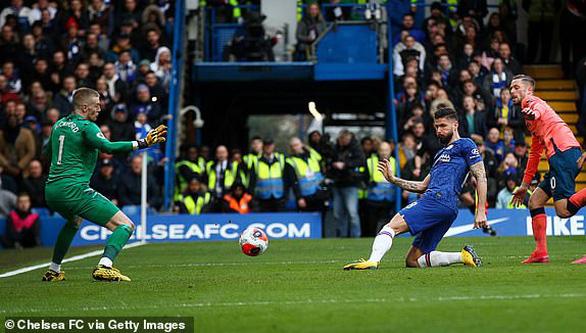 Đè bẹp Everton, Chelsea áp sát top 3 - Ảnh 3.