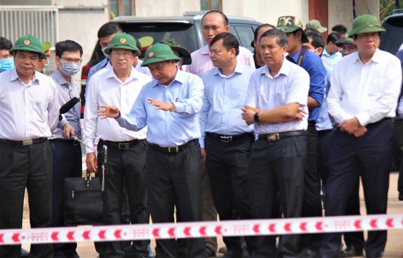 Thủ tướng đồng ý chi 350 tỉ cho 5 tỉnh miền Tây ứng phó hạn, mặn - Ảnh 1.