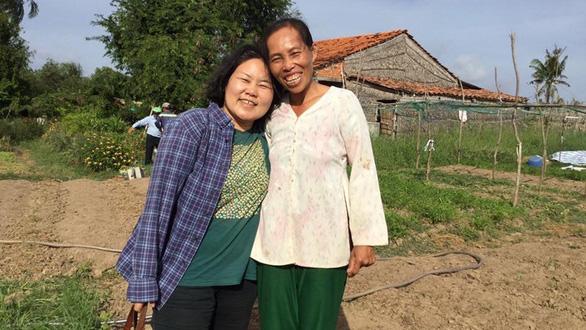 Cô gái Nhật nặng lòng với nông dân Việt - Ảnh 1.