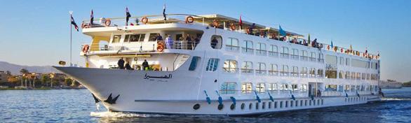 Một du thuyền trên sông Nile có 44 ca dương tính với virus SARS-CoV-2 - Ảnh 2.