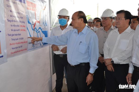 Thủ tướng: Ưu tiên đảm bảo nguồn vật liệu cho dự án cao tốc Trung Lương - Mỹ Thuận - Ảnh 3.