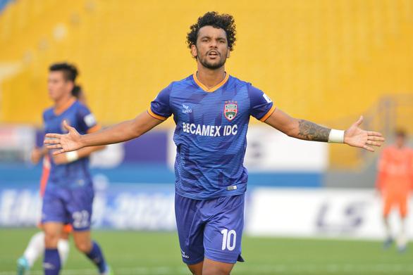 Bình Dương thắng sát nút Đà Nẵng ở trận mở màn V-League 2020 - Ảnh 1.