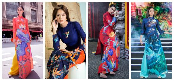 Nhà thiết kế Trisha Võ: Cách tân để áo dài truyền thống đẹp hơn - Ảnh 3.