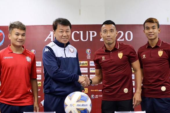 HLV Chung Hae Soung: Cầu thủ CLB TP.HCM hồi phục tốt trước trận gặp Lào Toyota - Ảnh 1.