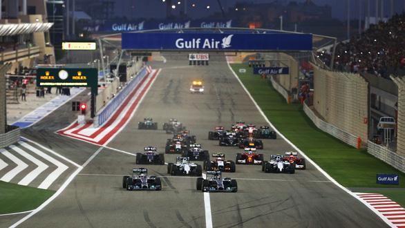 Lần đầu tiên trong lịch sử Giải đua xe F1 cấm khán giả - Ảnh 1.