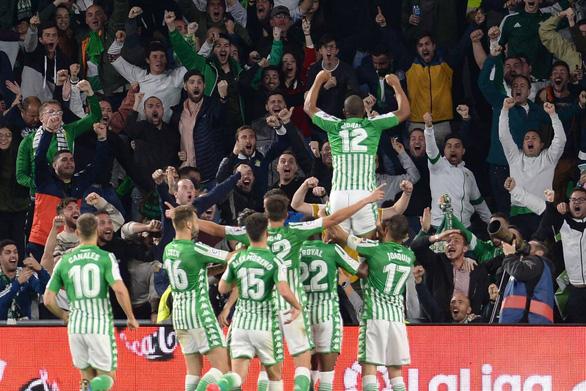Sẩy chân trước Betis, Real Madrid mất cơ hội lấy lại ngôi đầu La Liga - Ảnh 1.
