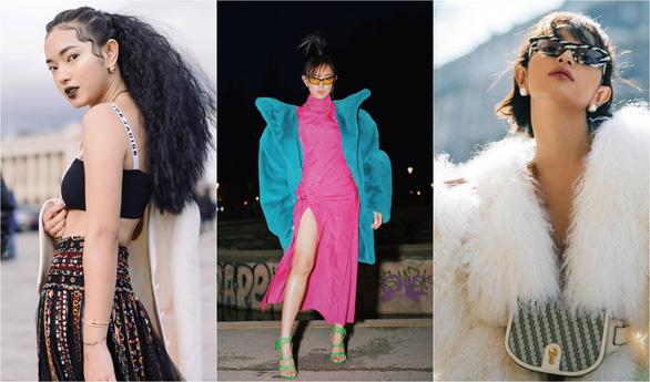 Vũ Khắc Tiệp và các sao Việt dự tuần lễ thời trang ở Milan, Paris đợt COVID-19 - Ảnh 4.