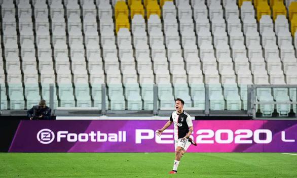 Thắng trận derby nước Ý, Juventus bỏ Inter Milan lại trong cuộc đua vô địch - Ảnh 2.