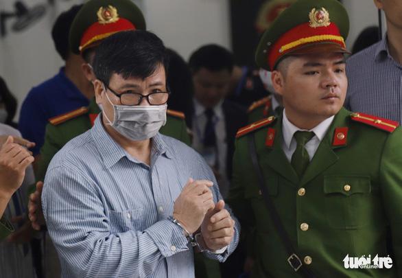 Ông Trương Duy Nhất bị tuyên phạt 10 năm tù - Ảnh 1.
