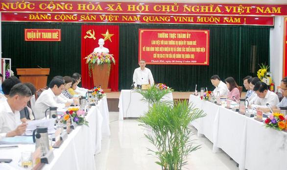 Bí thư Đà Nẵng Trương Quang Nghĩa âm tính với SARS-CoV-2 - Ảnh 1.