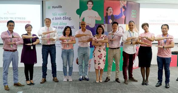 Manulife Việt Nam phá bỏ rào cản về bình đẳng giới - Ảnh 1.