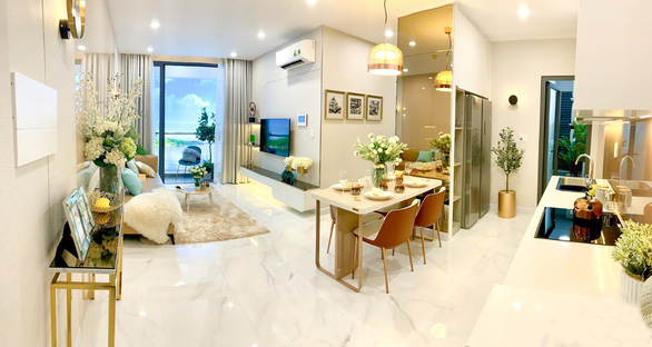 Phong cách sống ven sông tại căn hộ d'Lusso Quận 2 - Ảnh 2.
