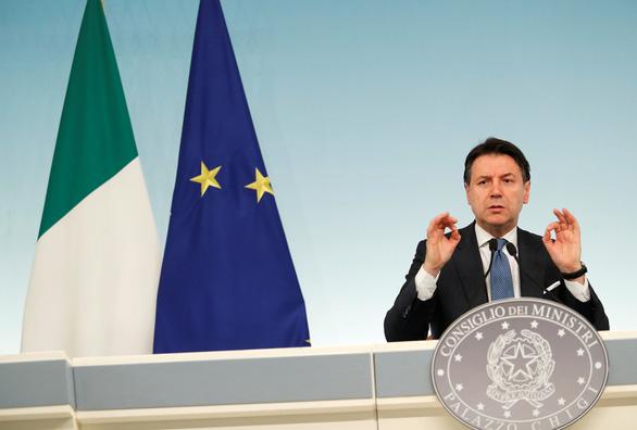 Thủ tướng Ý: Không phong tỏa 16 triệu người như Vũ Hán - Ảnh 1.