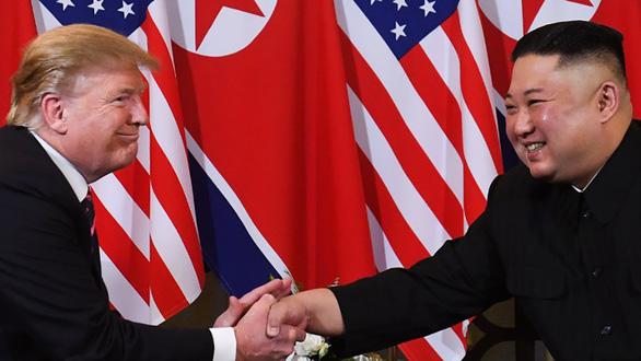 Viên kẹo bọc chì của Triều Tiên - Ảnh 1.