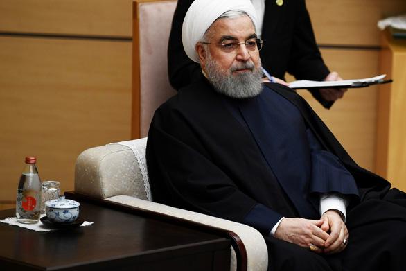 Tổng thống Iran: Mỹ đã lỡ cơ hội dỡ bỏ các biện pháp trừng phạt Iran - Ảnh 2.
