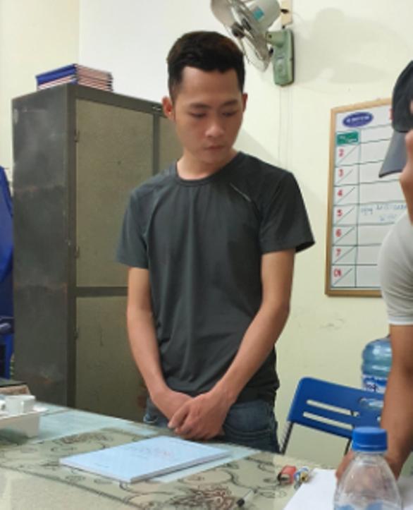 Cướp Ngân hàng Vietcombank tại Quảng Nam bị Công an Quảng Ngãi bắt giữ - Ảnh 3.