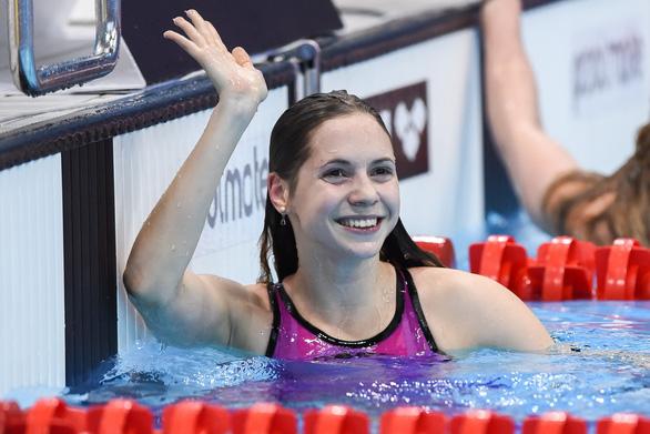 9 thành viên tuyển bơi lội Hungary dương tính với COVID-19 - Ảnh 1.