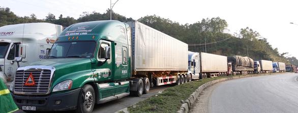 Trung Quốc giảm cửa khẩu và thời gian thông quan qua Lạng Sơn - Ảnh 1.