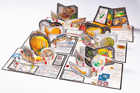 32 năm vẽ từng bữa ăn, đầu bếp Nhật lưu giữ miền ký ức ẩm thực - Ảnh 9.