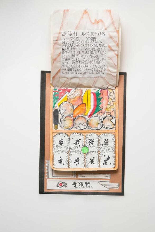 32 năm vẽ từng bữa ăn, đầu bếp Nhật lưu giữ miền ký ức ẩm thực - Ảnh 12.